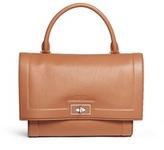 Givenchy 'Shark' small leather shoulder bag