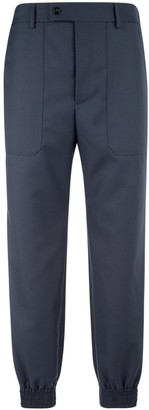 Gucci Pocketed Elastic Cuff Trousers