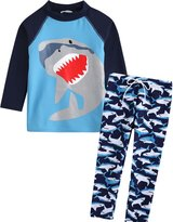 Vaenait Baby Kids Boys Rashguard swimsuit Set Cooling Jaws S