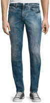 Jf J.Ferrar JF Slim-Fit Crackle Jeans