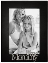 Malden International Designs Mommy and Me Expressions Picture Frame, 4x6, Black