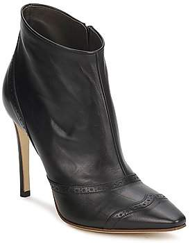 Michel Perry 13201 women's Low Boots in Black