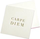 Mrs. John L. Strong Carpe Diem Coasters- Set of 6