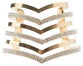 Charlotte Russe Plus Size Caged Cuff Bracelet