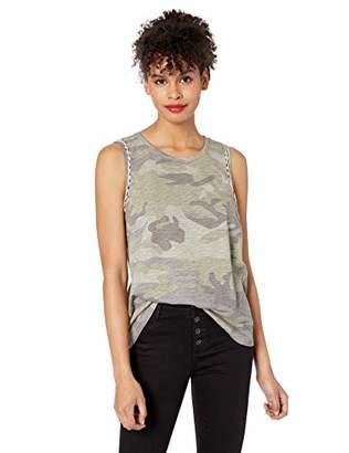 Miss Me Women's Camo Tank Top