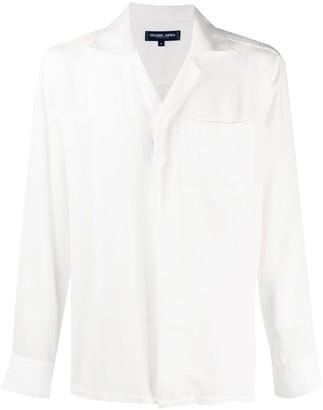 Frescobol Carioca Button-Front Shirt
