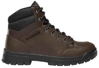 LaCrosse Men's Work Lite DC 6-Inch Brown NMT Work Boot