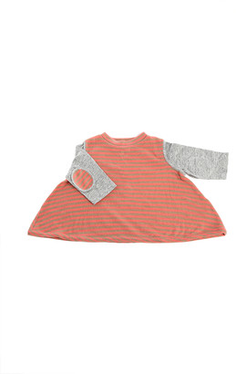 3.1 Phillip Lim Kids 3/4 Sleeve Swing Top Sweater