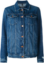 J Brand button-up denim jacket - women - Cotton - S