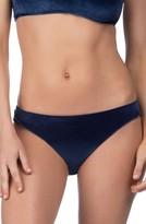 Trina Turk Women's Velveteen Bikini Bottoms