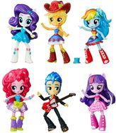Hasbro My Little Pony Equestria Girls Minis School Dance Collection by
