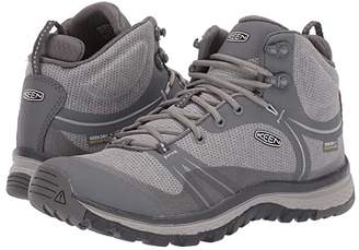Keen Terradora Mid WP (Steel Grey/Magnet) Women's Shoes