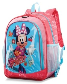 American Tourister Disney Minnie Mouse Backpack