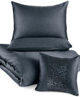 INC International Concepts Rizzoli Midnight King Comforter Set