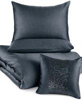INC International Concepts Rizzoli Midnight Twin Comforter Set
