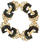 Armenta Sueno Artifact Diamond & Colorless Sapphire Bracelet w/ Tags