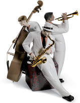 Lladro Jazz Trio Figurine