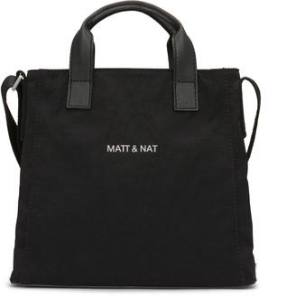 Matt & Nat KIVA Small Tote Bag - Black