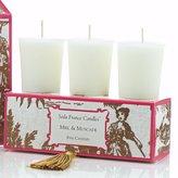 Seda France Votive Candle Set - Miel & Muscade - Honeycomb, Vanilla & Nutmeg Scent