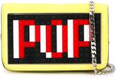 Les Petits Joueurs micro 'Janis Pop' clutch