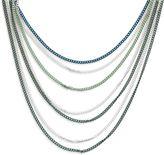 Vera Bradley Colorful Chain Necklace