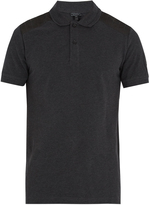 Belstaff Hitchin cotton-piqué polo shirt