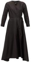 Max Mara Ricamo Dress - Womens - Black