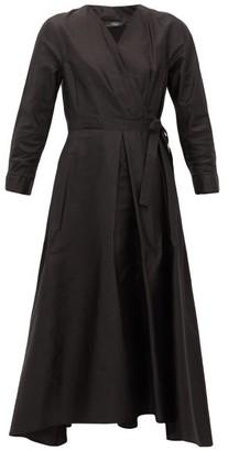 Max Mara Ricamo Dress - Black