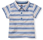 Tea Collection Infant Boy's Stripe Paddington Polo