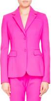 Altuzarra Fenice Classic Two-Button Jacket