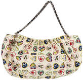 One Kings Lane Vintage Chanel Coco Heart Icons Shoulder Bag