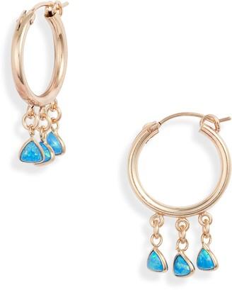 Set & Stones Brooklyn Hoop Earrings