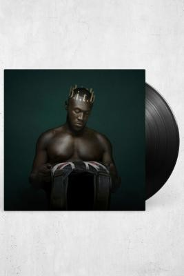 Urban Outfitters Stormzy - Heavy Is the Head LP - Black ALL at
