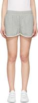 Alexander Wang Grey Gym Shorts