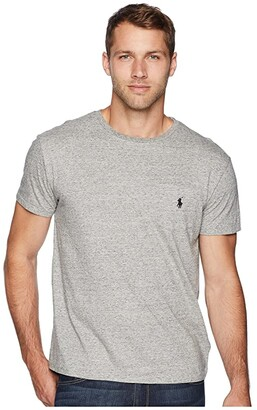 Polo Ralph Lauren Classic Fit Pocket Tee (RL2000 Red) Men's T Shirt