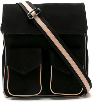 Sarah Chofakian Leather Casual Backpack