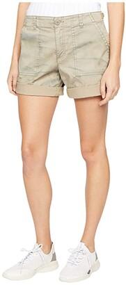 Sanctuary Squad Shorts (Tiger Dye Camo) Women's Shorts