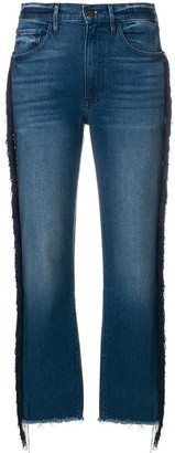 3x1 W3 higher ground crop jeans