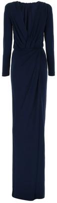 DSQUARED2 Deep-V Maxi Dress