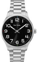 Paul Smith Mens Silver Classic Watch