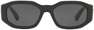 Versace Eyewear Hexad Signature sunglasses