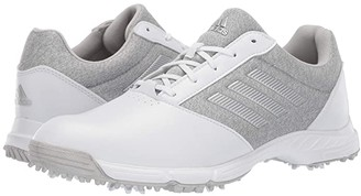 adidas Tech Response (White/Silver Metallic/Grey Two) Women's Golf Shoes