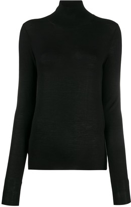 Rochas Embellished Back Jumper