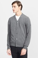 Comme des Garcons Wool Cardigan