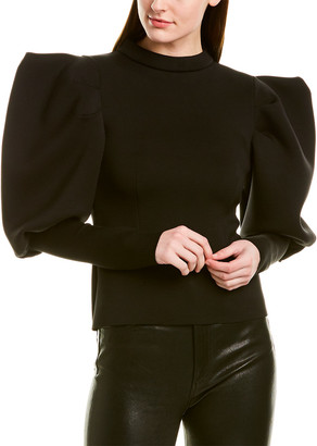 Beulah Structured Blouse