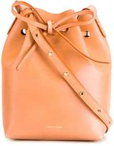 Mansur Gavriel small bucket shoulder bag - women - Leather - One Size