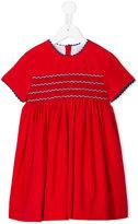 Amaia - gathered waist dress - kids - Cotton - 2 yrs