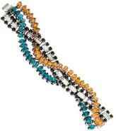 Tom Binns Faux Mele Crystal Bracelet