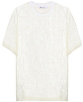 Alexander Wang Wool-blend Top