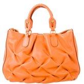Smythson Leather Nancy Tote